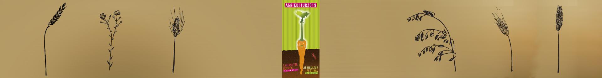Backhaus auf dem Agrikulturfestival